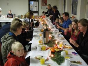 Unsere Nikolausfeier findet in diesem Jahr im Erlebniswald Trappenkamp statt.